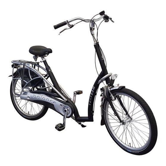 Balance lage instap fiets