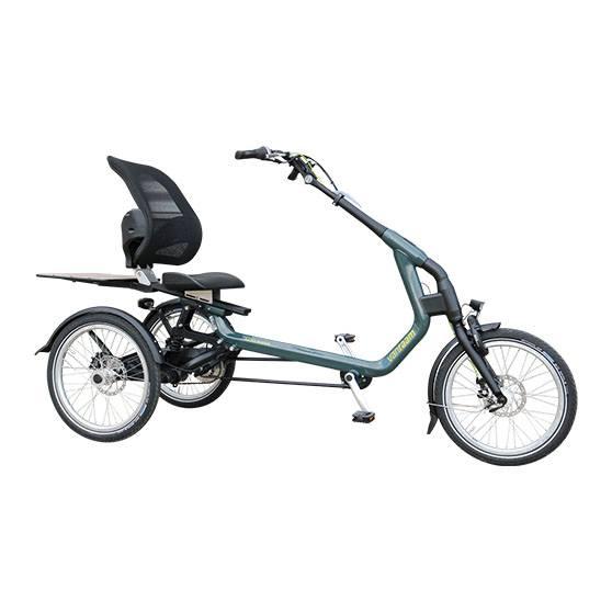 UITGELICHT: Van Raam Easy Rider driewielfiets